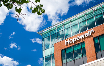 Hopewell Head Office